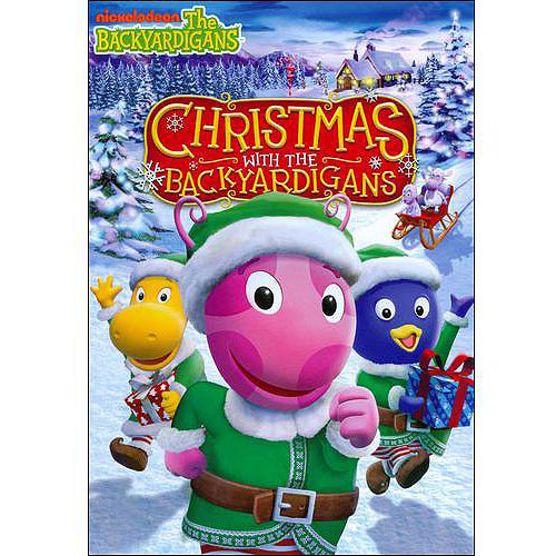 The Backyardigans: Christmas With The Backyardigans (Full Frame)
