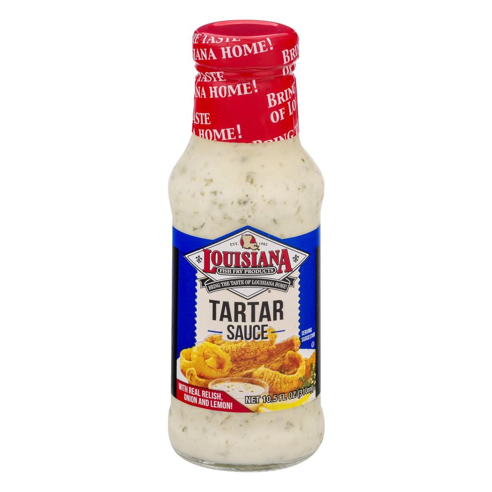 Louisiana Tartar Sauce, 10.5 FL OZ