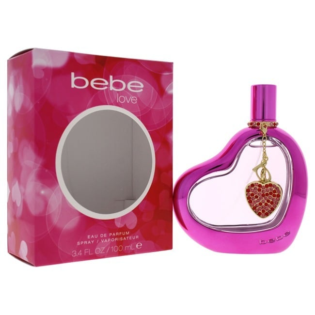Bebe Love Bebe 3.4 oz EDP Spray Women