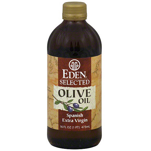 Eden Extra Virgin Spanish Olive Oil, 16 oz (Pack of 6)