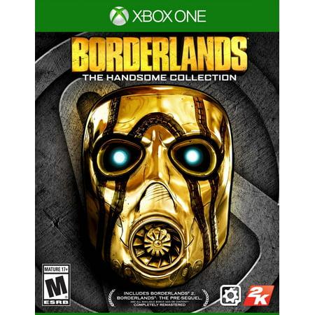 Borderlands: The Handsome Collection, 2K, Xbox One, (Best Borderlands 2 Legendaries)