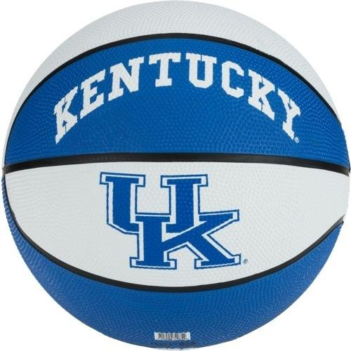 Kentucky Wildcats Official NCAA  Crossover Full Size Indoor Outdoor Rubber Basketball by Rawlings