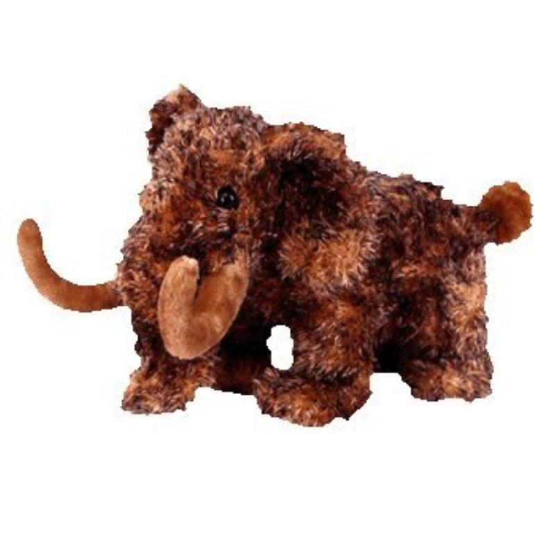 Ty Beanie Baby Giganto The Wooly Mammoth Toy Walmart Com