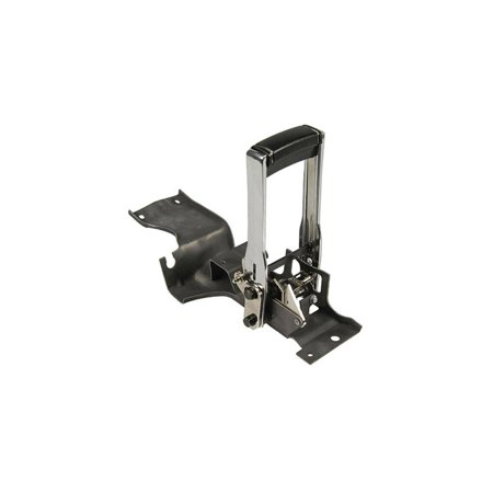 Transmission Center Console - Eckler's Premier  Products 55197133 El Camino Shifter Assembly For Vehicles With Floor Shift Automatic Transmission And Center Console