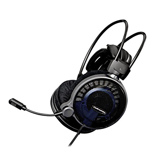 Blue Microphones Mo-Fi Powered High-Fidelity Headphones with Integrated Audiophile Amplifier