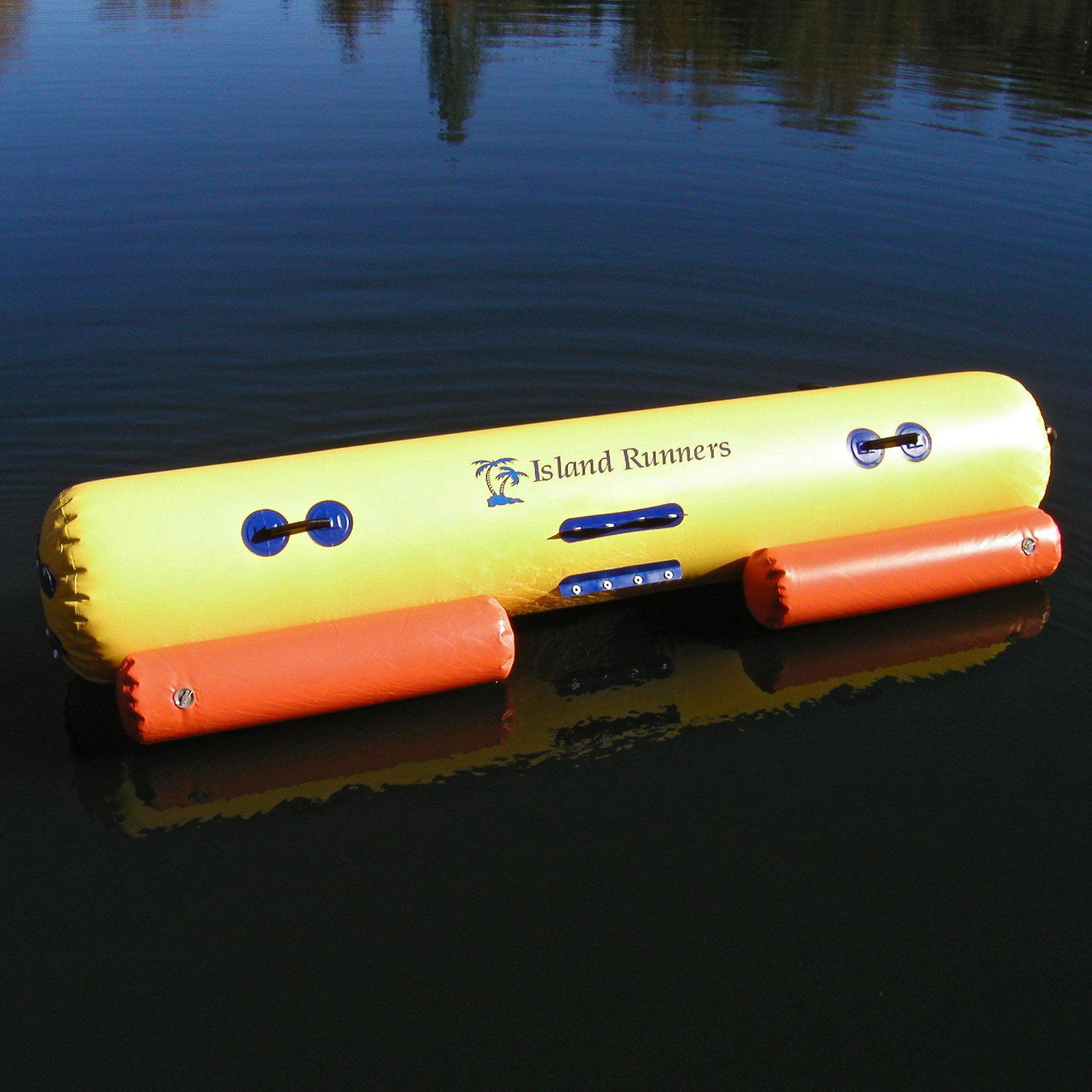 Island Hopper Island Runner Water Trampoline Attachment