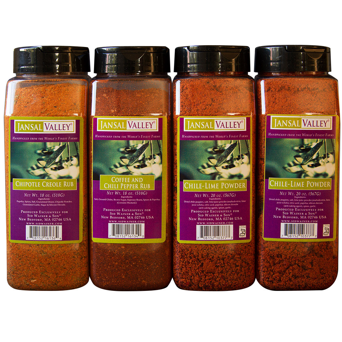 Kirkland Signature Sid Wainer & Son Spicy Collection 4-count