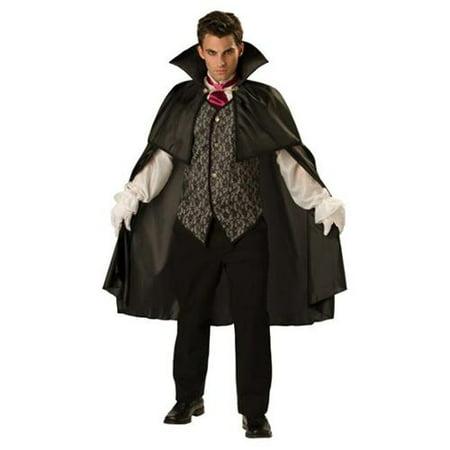 Midnight Vampire Men's Costume for $<!---->