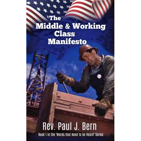 The Middle and Working Class Manifesto 4th Edition - eBook - Halloween Art 4th Class