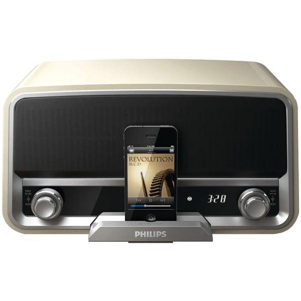 Philips Ord7100c/37 Original Fm Radio Alarm Clock