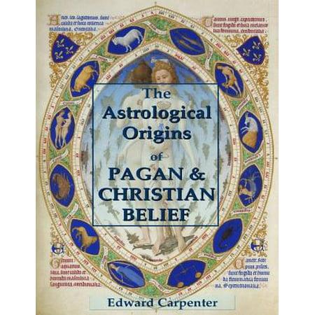 The Astrological Origins of Pagan & Christian Belief - - Halloween Pagan Holiday Origin