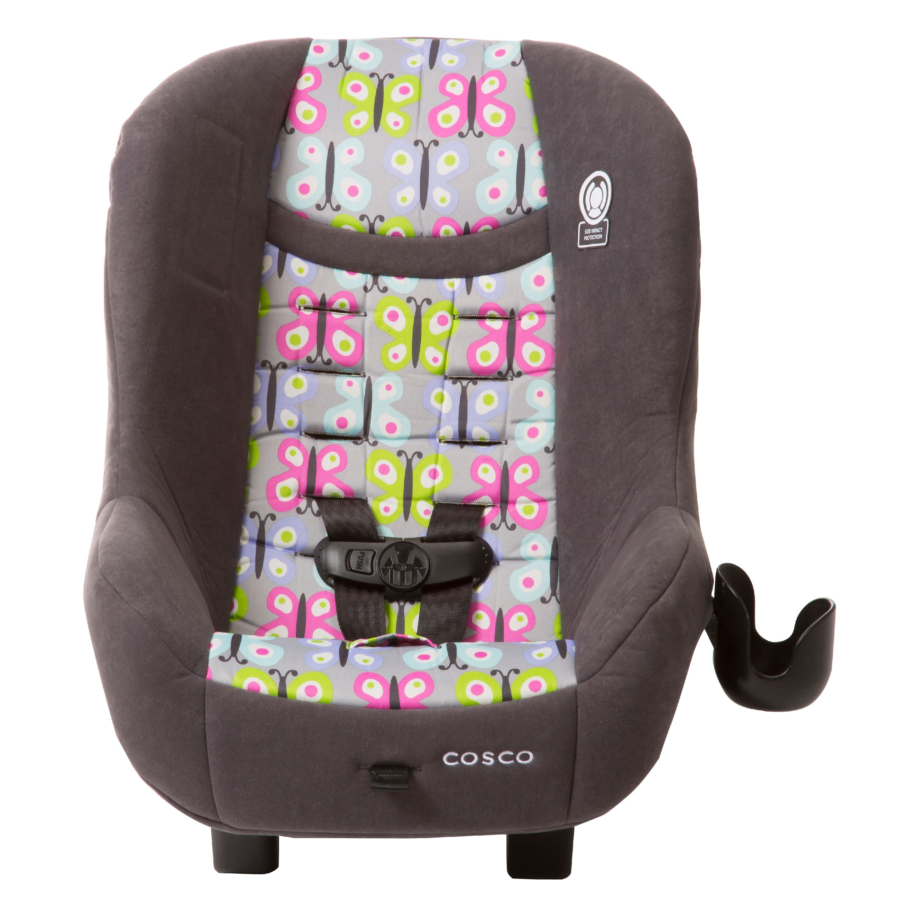 Cosco Scenera Next Convertible Car Seat 5 Point Harness Fiona New