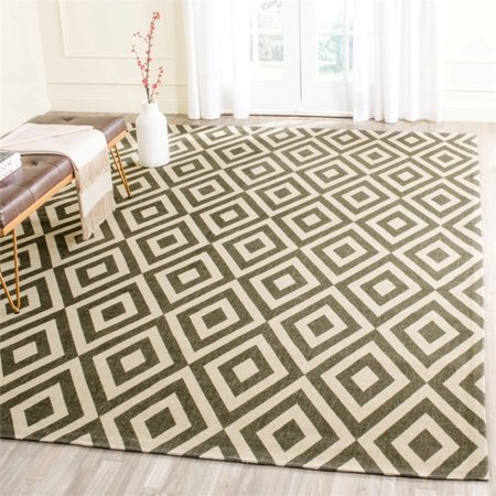 Safavieh Cedar Brook 5' X 8' Handmade Jute Pile Rug in Ivory and Gray - image 5 de 8