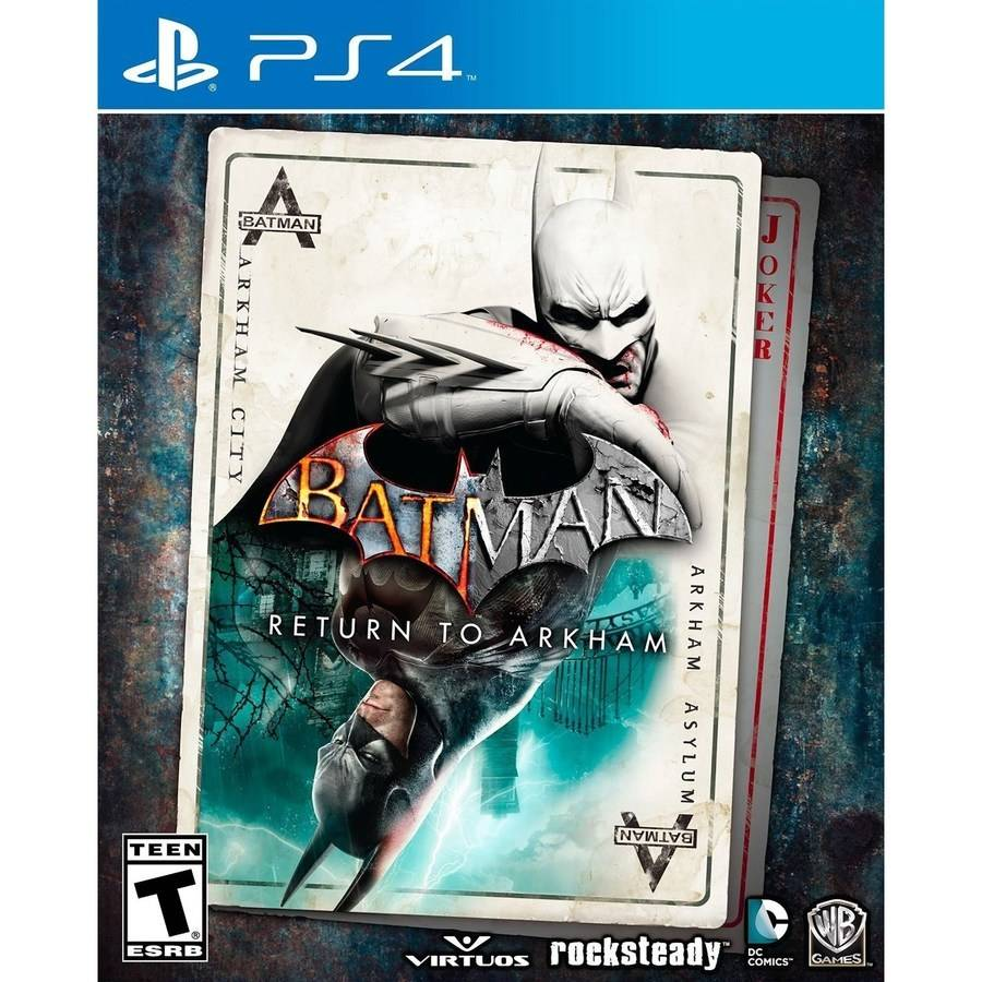 Batman Return To Arkham - Pre-Owned (PS4)