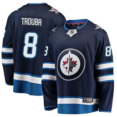 sale retailer 79690 0b8b5 Jacob Trouba Winnipeg Jets NHL Fanatics Breakaway Home Jersey | Walmart  Canada