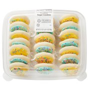 Freshness Guaranteed Frosted Sugar Cookies, 27 oz, 20 Count