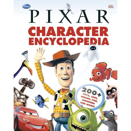 Disney Pixar Character Encyclopedia - Disney Character Ideas For Dressing Up