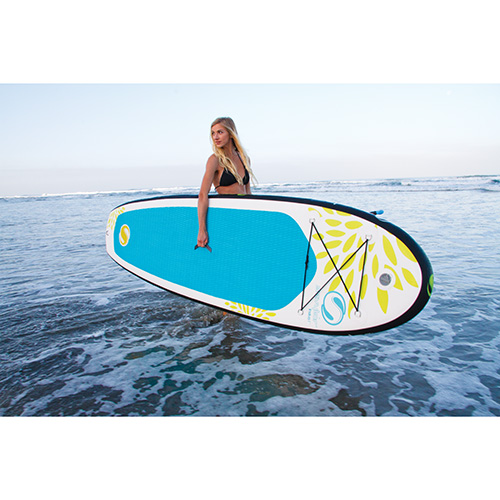 Sevylor Indus Inflatable Stand Up Paddle Board 2000017759 by Sevylor