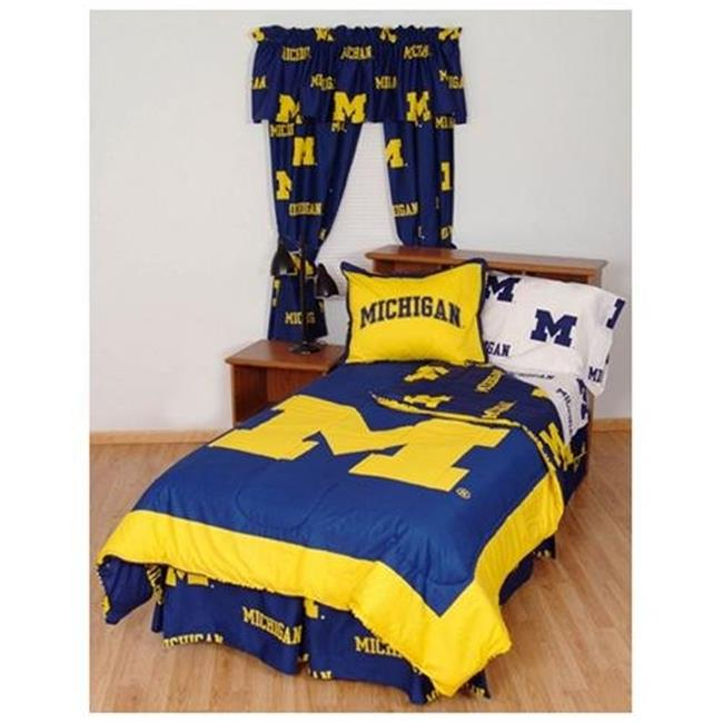 Comfy Feet MISBBFL Mississippi Bed in a Bag Full - With Team Colored Sheets