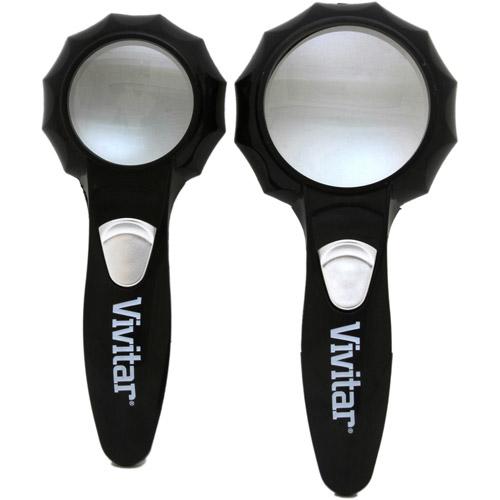 Vivitar LED Magnifier, Pack of 2