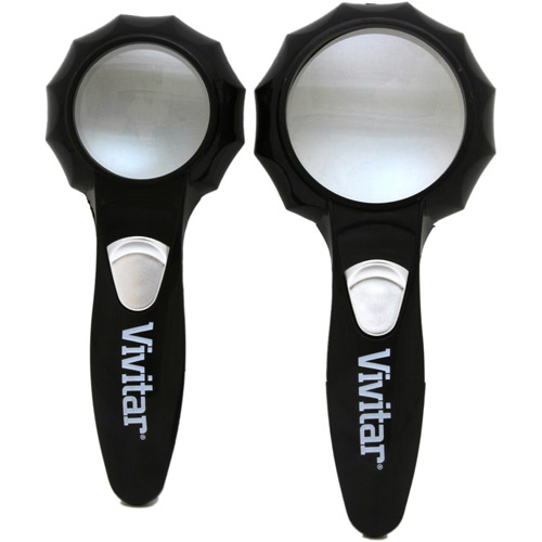 Vivitar LED Magnifier, Pack of 2