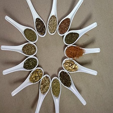 Wicca or Hoodoo Herb Spell Kit - Witchcraft Money Herbs + Magickal