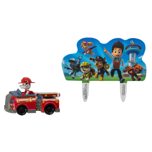 SPECIAL ORDER CAKE DECORATION - PAW PATROL-JUST YELP FOR HELP