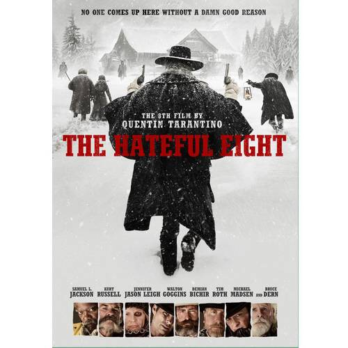 The Hateful Eight (DVD   Digital Copy) (With INSTAWATCH)