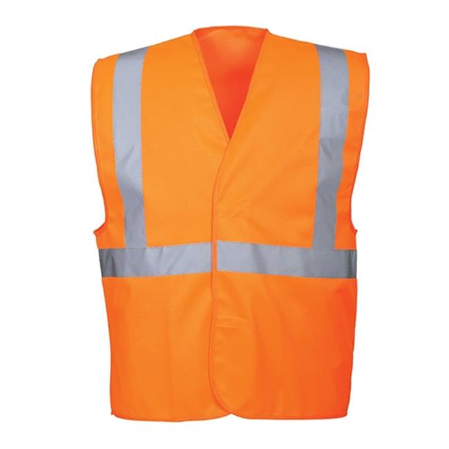 Portwest C472 Small - Medium Hi-Visibility 1 Band Vest, Orange - Regular - image 1 of 1