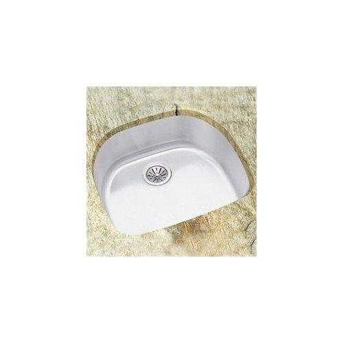Elkay Lustertone Harmony 21'' x  19'' Undermount Single Bowl Sink Set