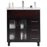 Laviva Nova 32'' Single Bathroom Vanity Set