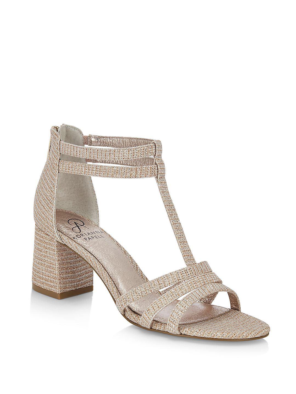 Anella T-Strap Sandals