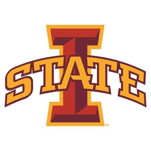 Iowa State Cylcones Die-Cut Transfer Decal