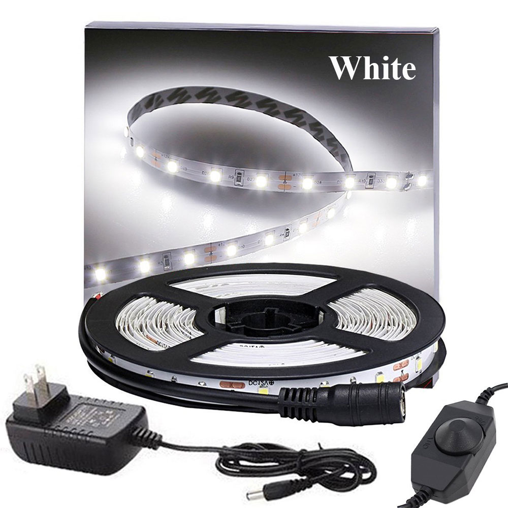 16 4ft Flexible Led Makeup Vanity Mirror Light Strip