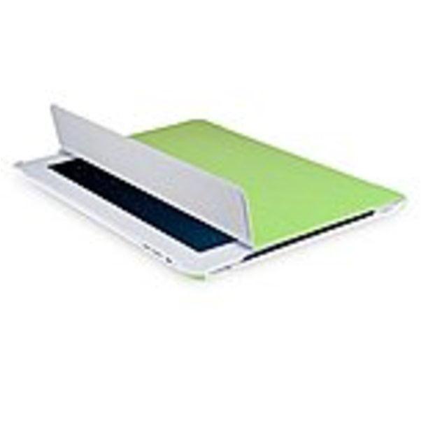 V7 TA37GRN-2N Slim Folio Protective Folio Case for iPad 2, iPad with Retina display, The new iPad - Light Green - Polyurethane