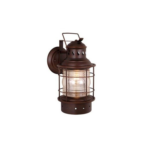 Vaxcel Nautical 1 Light Outdoor Wall Lantern