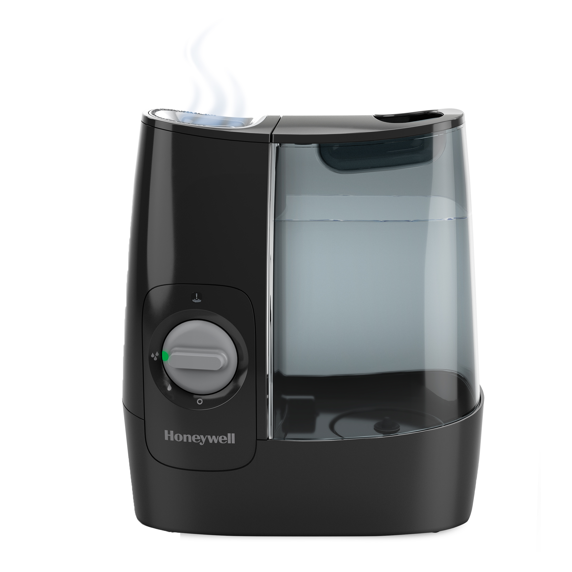 Honeywell Filter Free Warm Mist Humidifier HWM845BWM, Black
