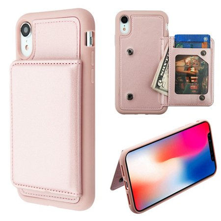 iphone xr case slim pink