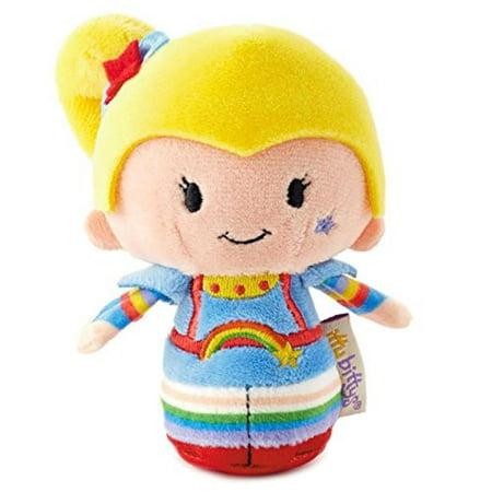 Hallmark itty bittys Classic Rainbow Brite Stuffed Animal ()