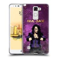 OFFICIAL WWE NIA JAX SOFT GEL CASE FOR LG PHONES 3