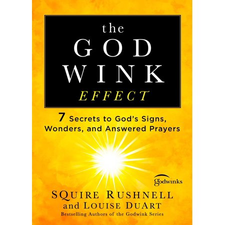 The Godwink Effect : 7 Secrets to God's Signs, Wonders, and Answered