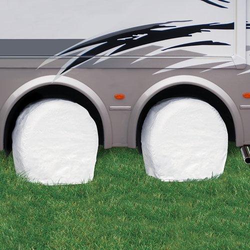 Dazz RV Model 3 Wheel Covers, 2pk