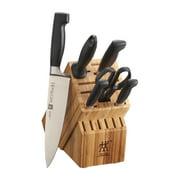 ZWILLING J.A. Henckels Four Star 7-pc Knife Block Set