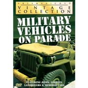 Military Vehicles on Parade (DVD)