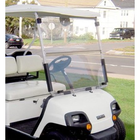 WINDSHIELD, Fits Yamaha G14 G16 G19 Golf Carts, CLEAR