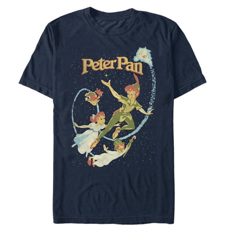 Peter Pan Men's Flight Wish T-Shirt