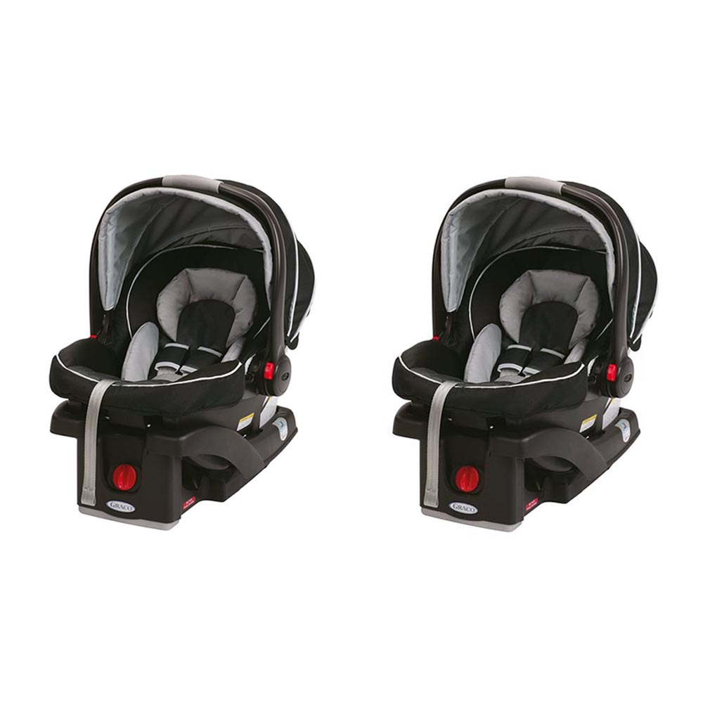 Graco SnugRide Click Connect 35 Infant Car Seat, Gotham (...