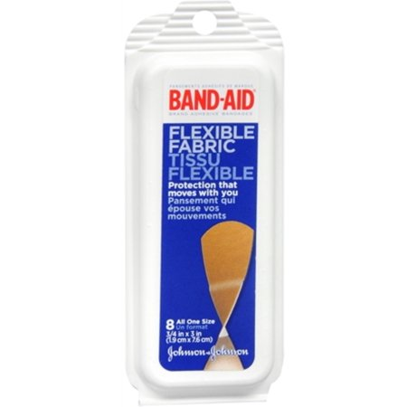 BAND-AID Bandages Travel Kit 8 Each (Pack of
