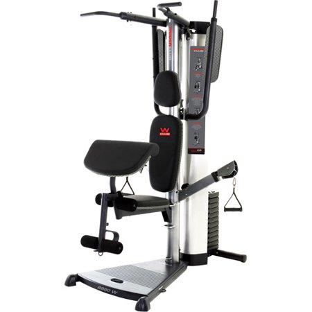 weider club 8980 weight system home gym  walmart