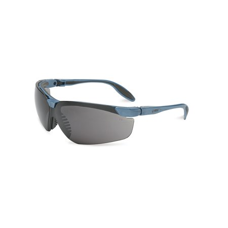 Honeywell Uvex Genesis Readers Eyewear, Clear +3.0 Diopter Polycarb Hard Coat Lenses